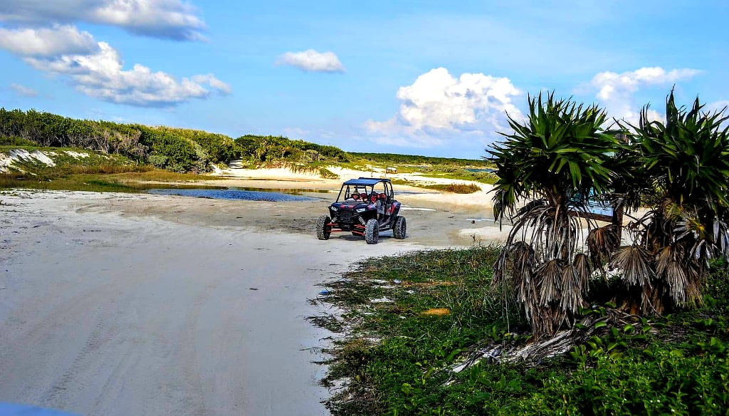 Lighthouse ATV Tour Jungle/Ocean Road
