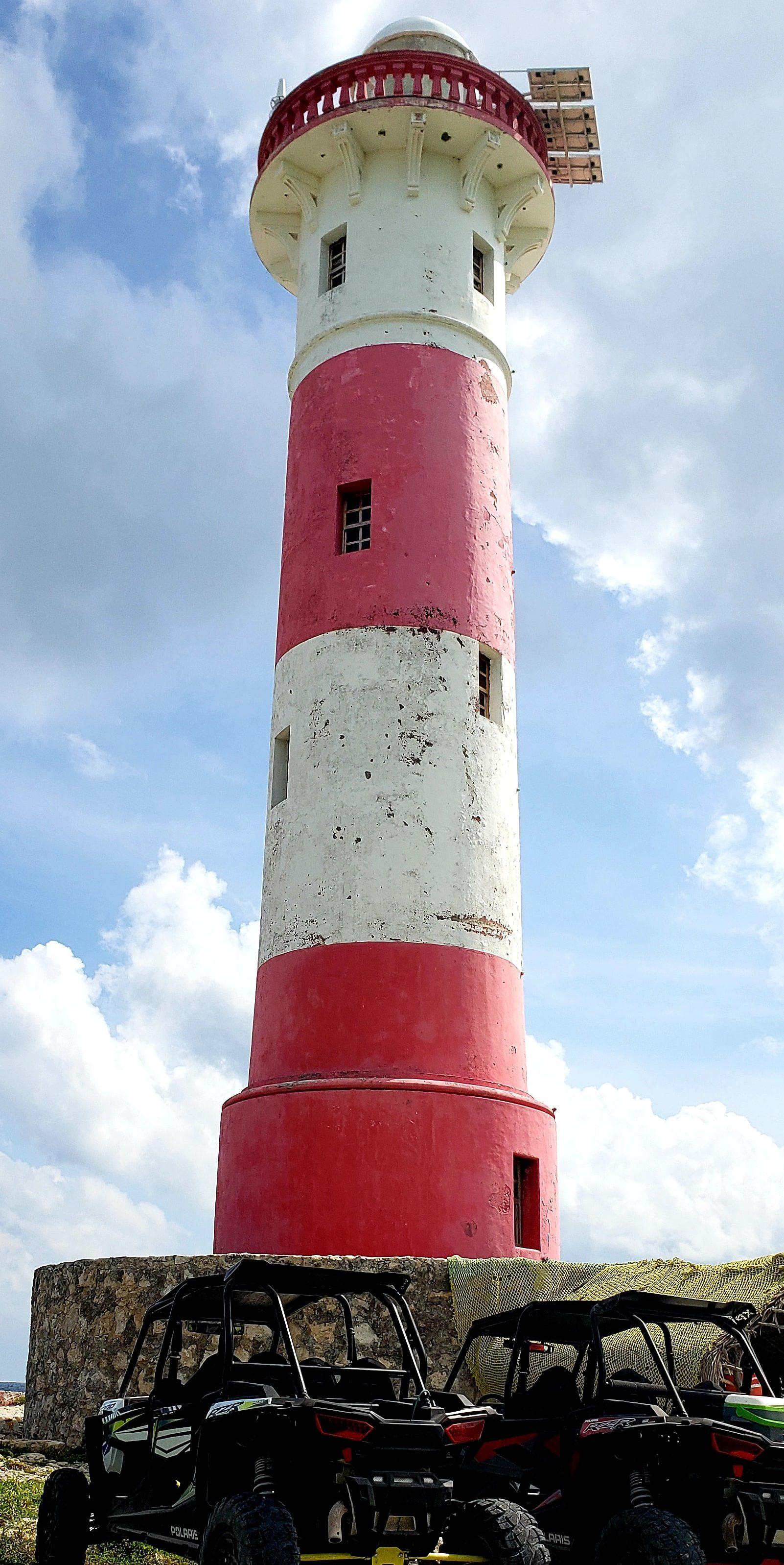 Lighthouse ATV Tour Punta Molas Lighthouse