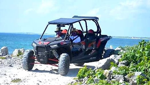 Lighthouse ATV Tour White Sand Beaches